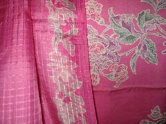 Indian Crafts - Batik Sarees