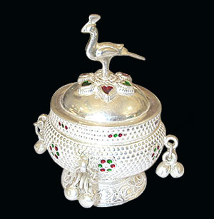Indian Crafts - Silver Ware
