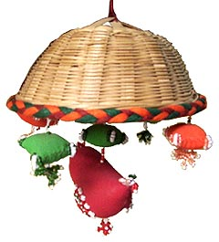 Indian Crafts - Bamboo Products