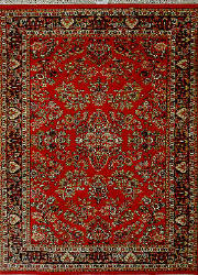 Indian Crafts - Hand-knotted Woollen Carpets